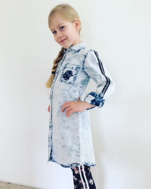 meisjeskleding voorjaar, looxs revolution