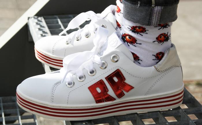 Kinderschoenen Meisjes Zomer.Toffe Red Rag Sneakers Meisjesschoenen Girlslabel