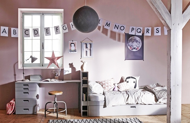 Tienerkamer voor meiden tips voor een toffe tiener slaapkamer