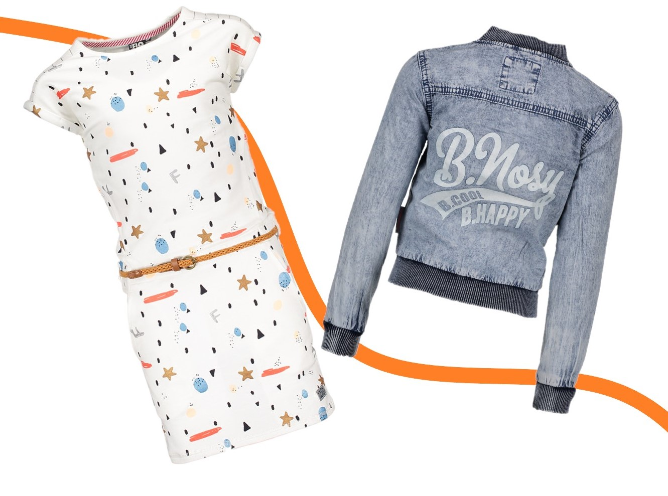 voorjaarslook, meisjeskleding, kinderkleding