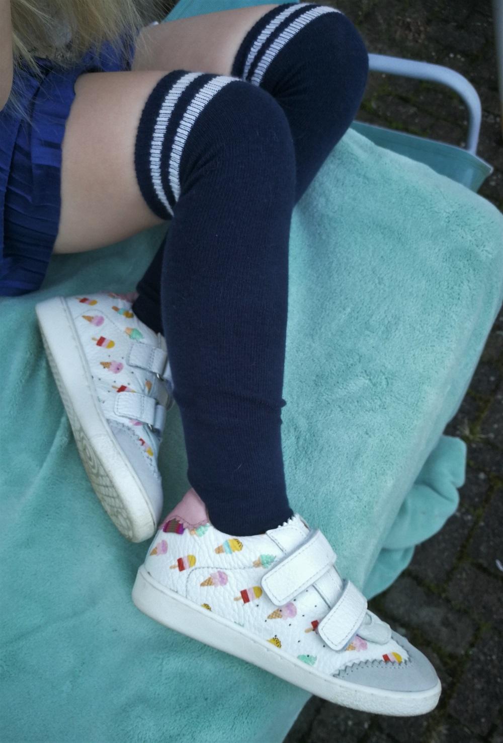 koel4kids, meisjes sneakers, kinderschoenen