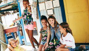 Kindermode trends lente zomer 2018