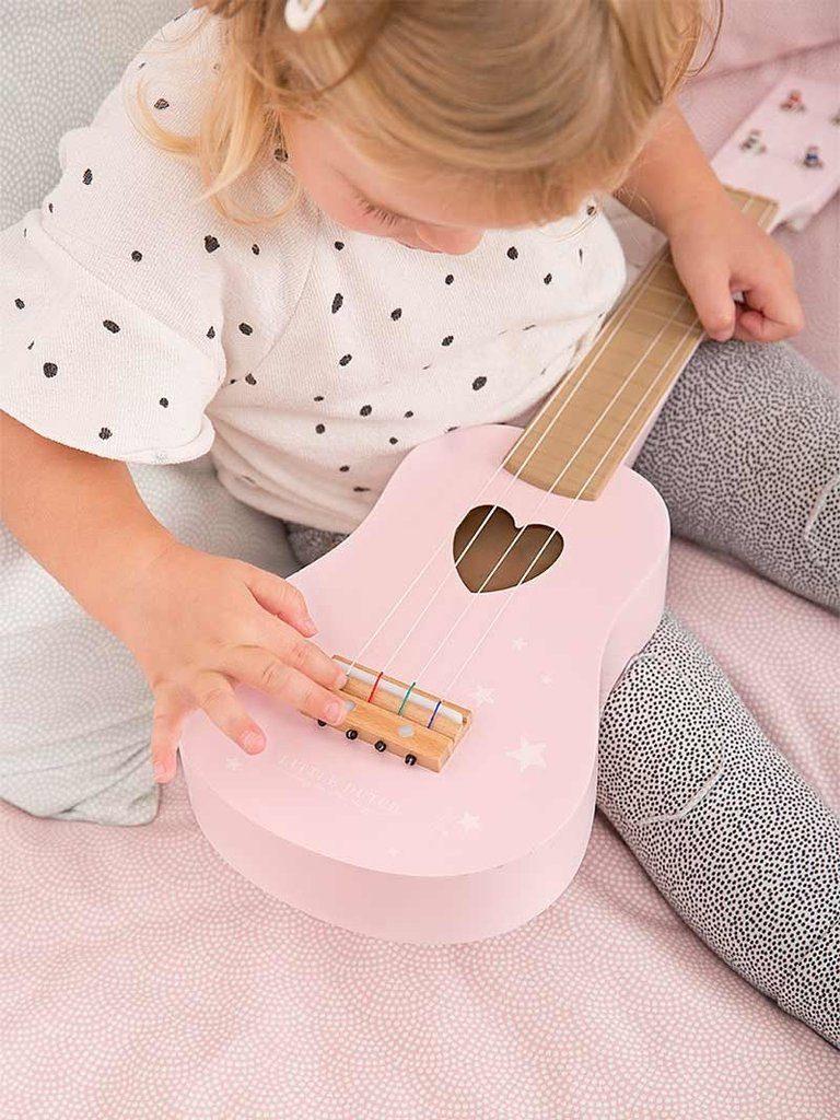 little dutch, kinder gitaar