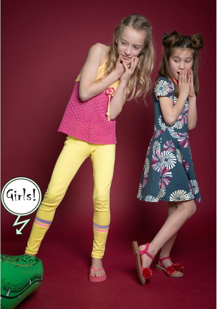 meisje-meisjeskleding, hamoki, hamoki zomer, kleding voor echte meisje-meisjes, duurzame meisjeskleding, meisje-meisjeskleding