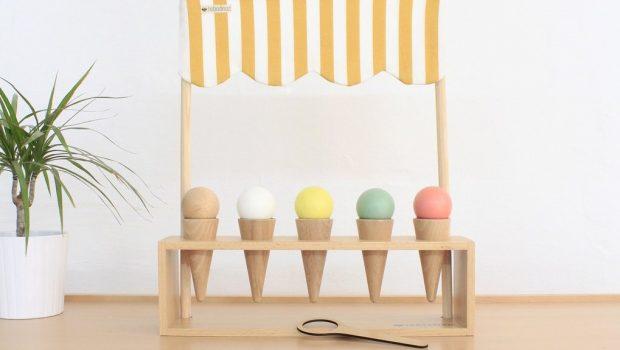 houten speelgoed, nobodinoz ice cream corner