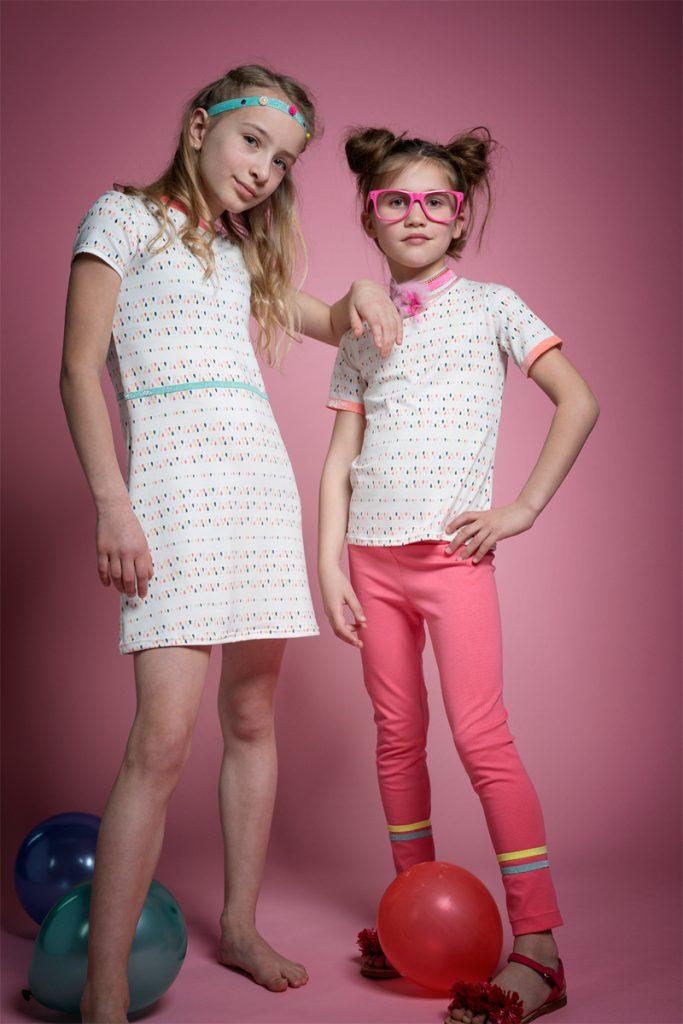 hamoki, hamoki collectie, kleding voor echte meisje-meisjes, meisje-meisjeskleding