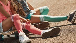 sportieve meisjeskleding