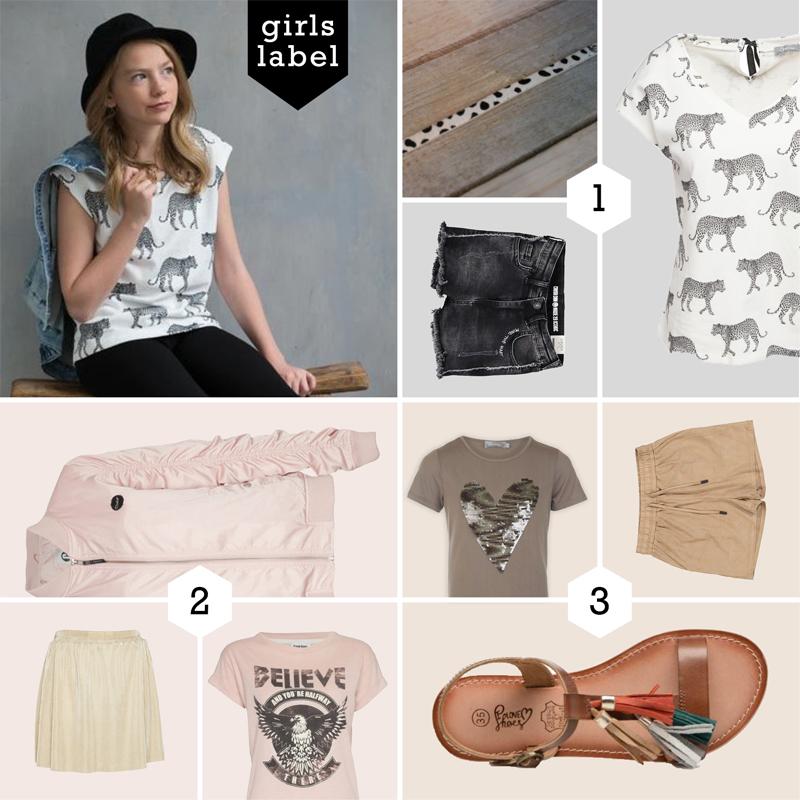 tiener kleding, tienermeisjes, tienerkleding zomer 2018