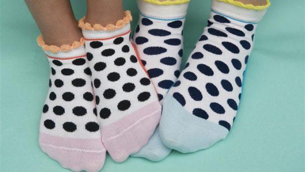 bonnie doon, kinder sokken, enkelsokjes, trend sokken