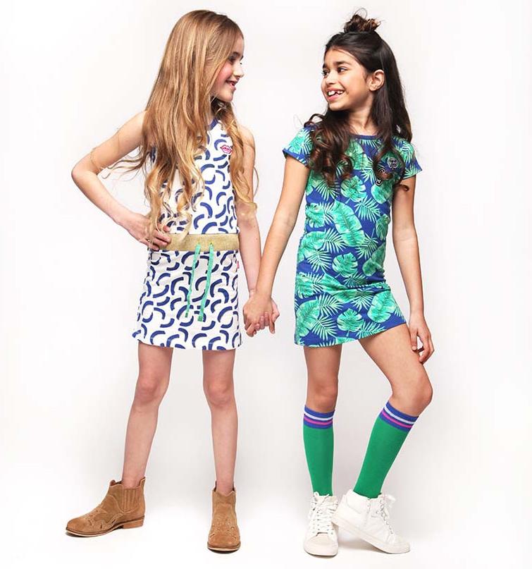 little miss juliette, zomer 2018, hippe meisjeskleding, zomerjurkjes meisjes