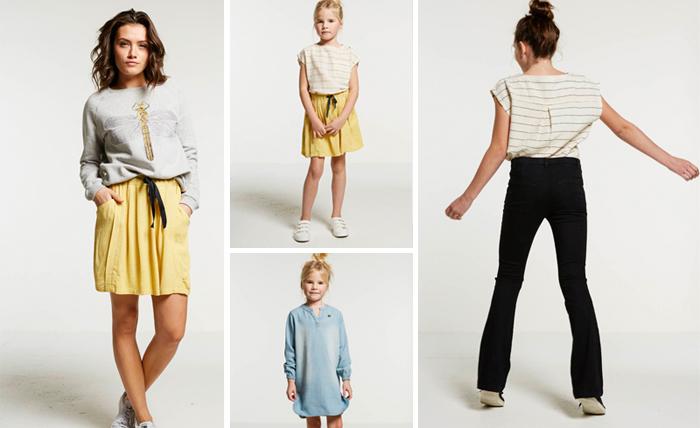 mini me mode, moeder dochter kleding, twinning
