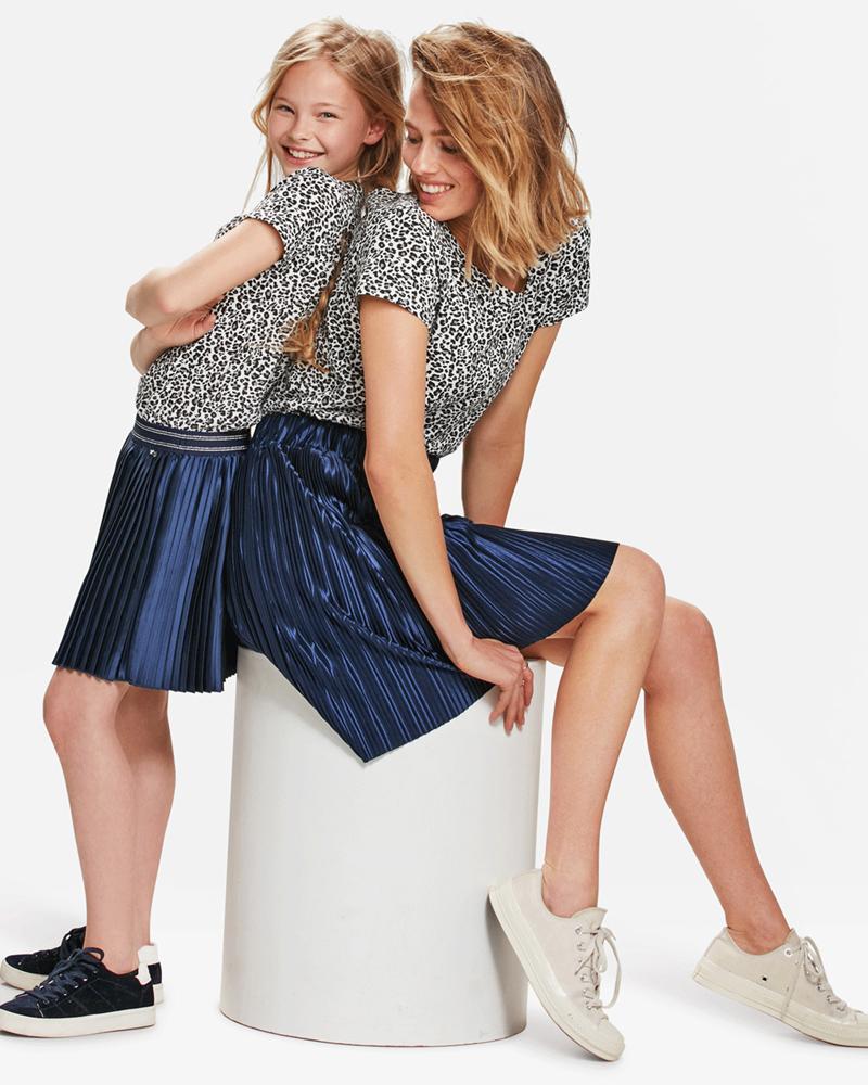 twinning, moeder dochter kleding