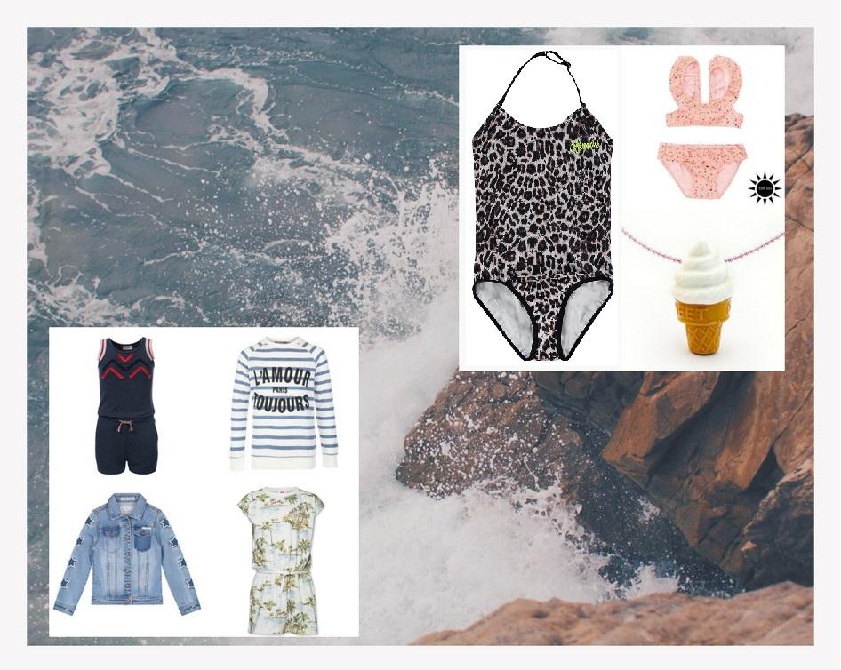 meisjeskleding, vakantie kleding, zomerkleding meisjes, leuke meisjes zomeroutfits