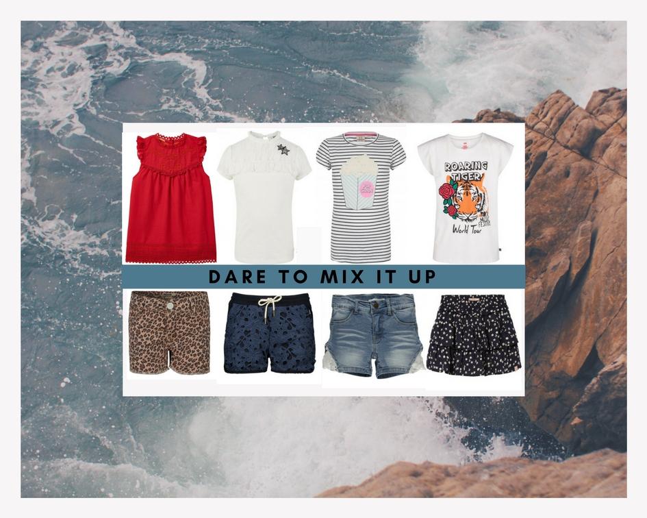 vakantiekleding meisjes, vakantie kleding, zomerkleding meisjes, leuke meisjes zomeroutfits