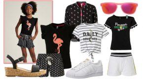 zomerkleding voor meisjes, meisjes zomerkleding sets