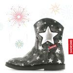 shoesme sale, enkelaars sterren