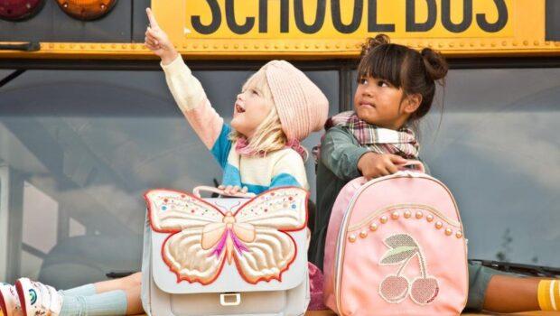 Jeune Premier boekentassen, schooltas meisjes, meisjes boekentas, meisjes schooltas