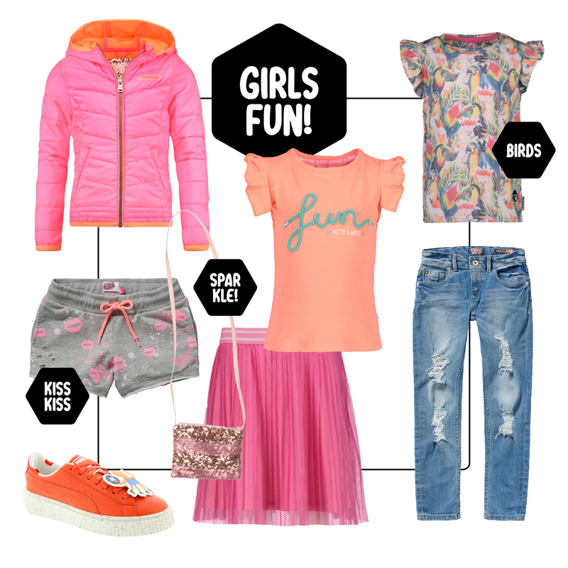 Kinderkleding sale, meisjeskleding korting, vingino korting, girlslabel