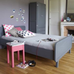tom en lilly, meisjeskamer, meisjes slaapkamer, Laurette-Twijfelaar-Le-lit-rond-120-cm-in-dark-greytom en lilly, meisjeskamer, meisjes slaapkamer, Laurette-Twijfelaar-Le-lit-rond-120-cm-in-dark-grey