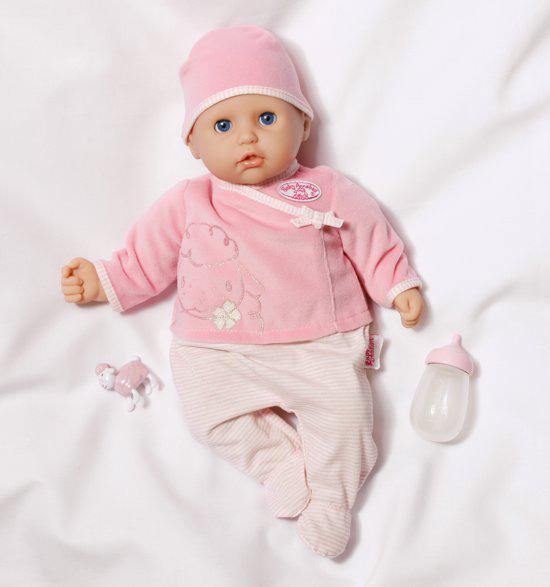 baby annabell babypop, baby annabel pop, poppen, babypoppen, speelgoed