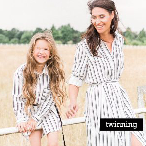 twinning, moeder dochter kleding, matching moeder dochter kleding, dameskleding, meisjeskleding