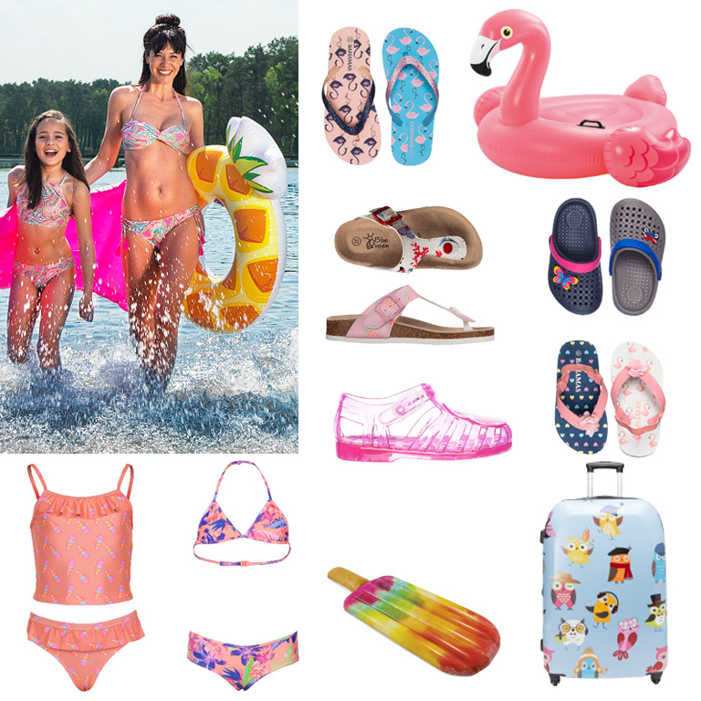 vakantie kleding, bristol sale, korting kinderkleding, sale kinderkleding, vakantie koffer, zomerkleding meisjes