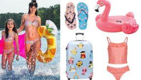 vakantie kleding, vakantie koffer, wat neem je mee in de vakantie koffer, kinder vakantie kleding