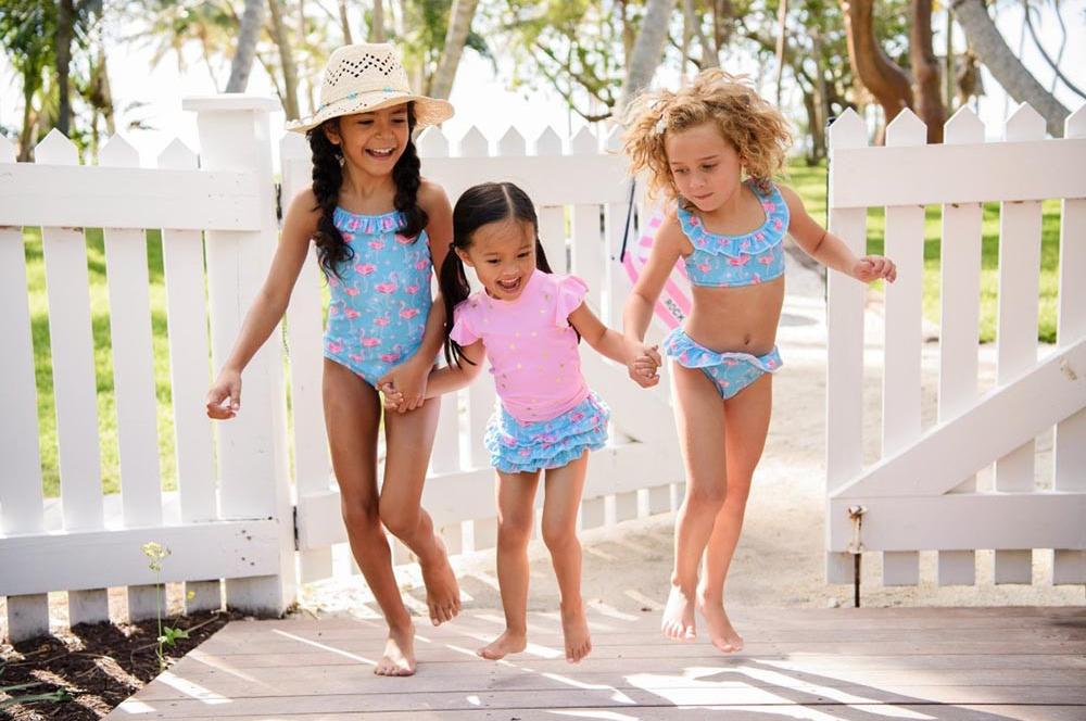 meisjes badmode, zwemkleding voor meisjes, snapperrock zwemkleding online kopen