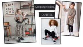 Back2school kleding, school outfits, school kleding, meisjeskleding inspiratie, kinderkleding winter 2021-2022