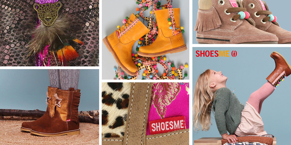 Shoesme winter, shoesme kinderschoenen, bohochic, meisjesschoenen, kinderschoenen winter 2018-2019