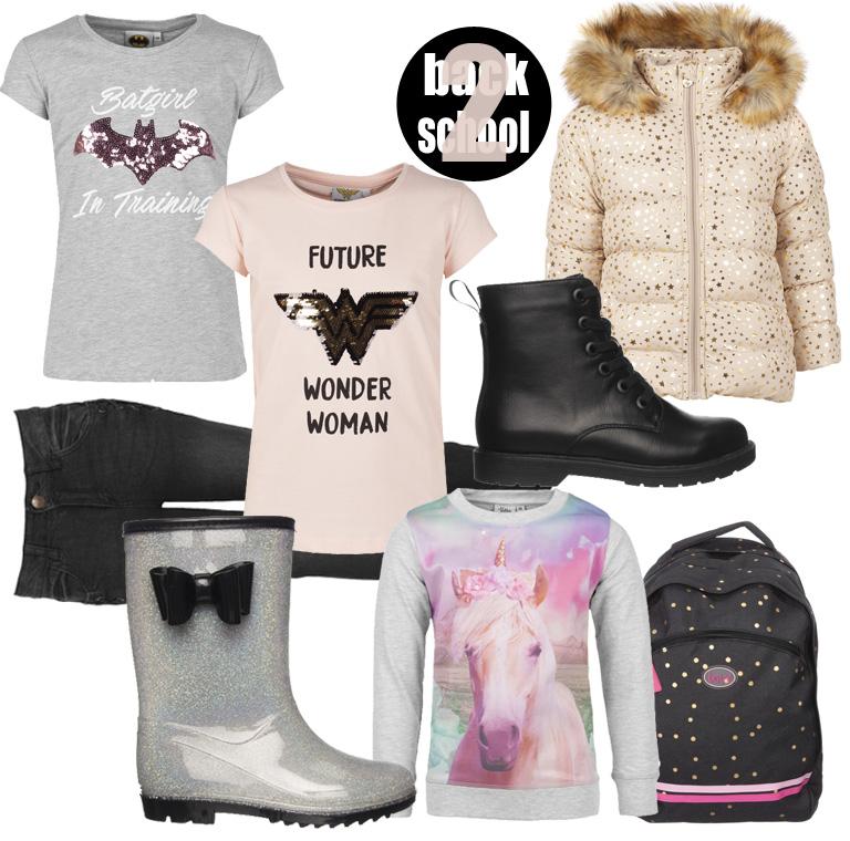 back to school, meisjeskleding, meisje 6 jaar, meisje 5 jaar