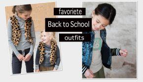 Back to School outfits , get the look meisjes kleding, meisjeskleding, like flo, like flo winter 2018-2019