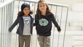 eerste schooldag outfit, hippe meisjeskleding, stoere meisjeskleding