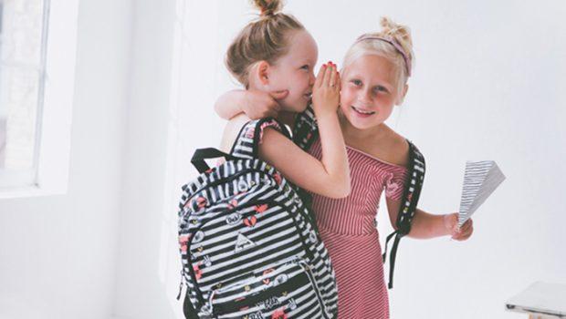 rugzakken van little legends, hippe kindertassen, rugtassen voor meisjes