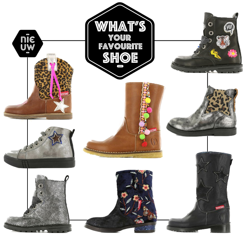 shoesme kinderschoenen, meisjeslaarzen, cowboy laarzen, bikerboots meisjes