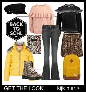 hippe meisjeskleding, get the look, shop the look, kinderkleding