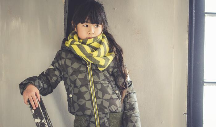 winterjassen meisjes, bnosy winterjas, meisjes winterjas