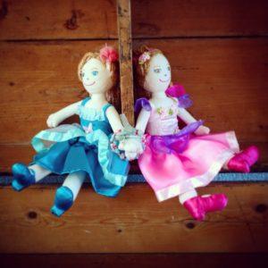 souza for kids, souza, zachte poppen, roze pop, blauwe pop, prinsessenpop, winactie