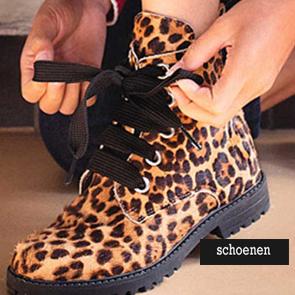 meisjesschoenen, hippe kinderschoenen, luipaard boots, meisjeslaarzen