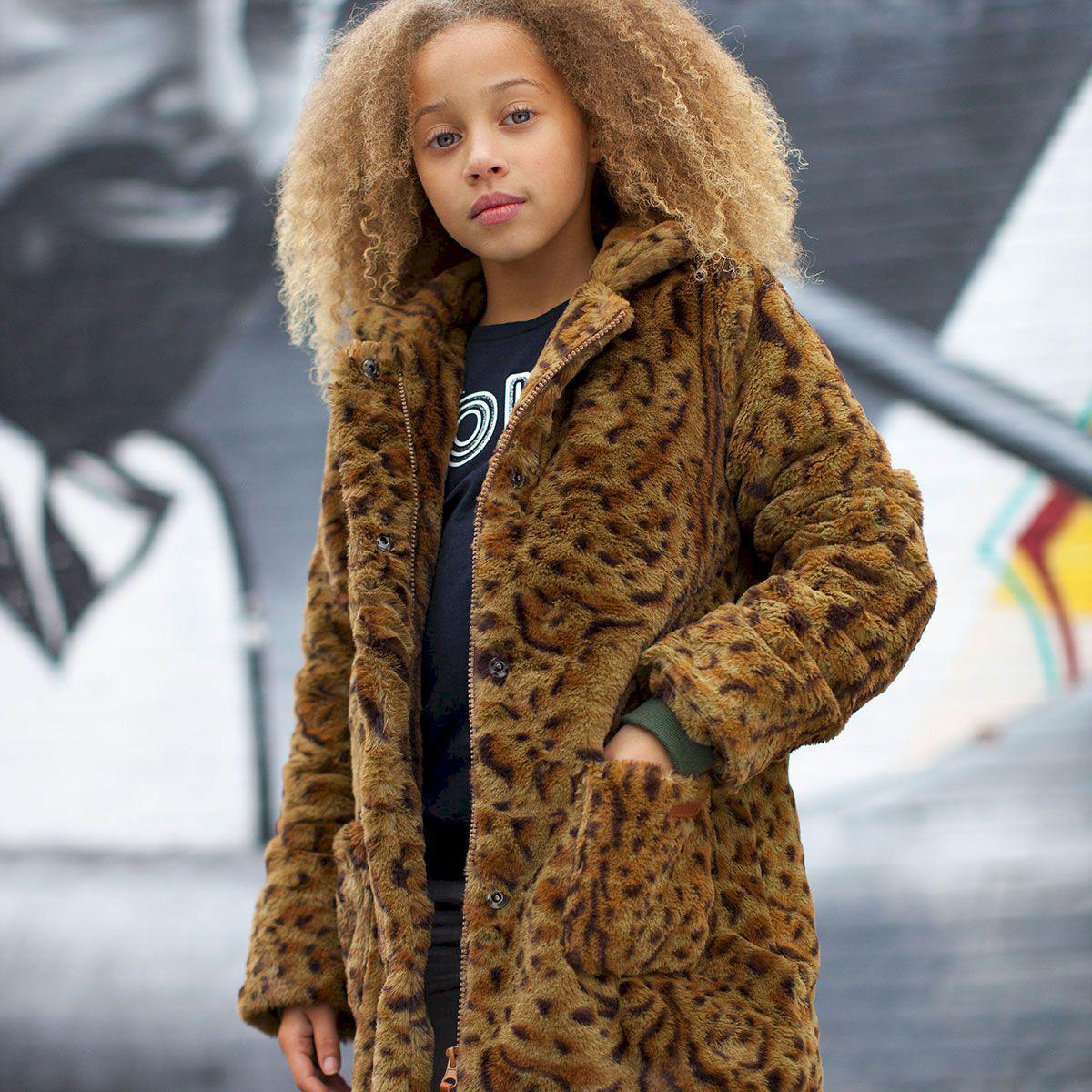 Winterjassen meisjes Hippe winterjassen voor meisjes