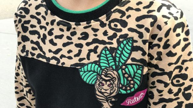 tijgerprint, tijgerprint sweater, tijgerprint kleding