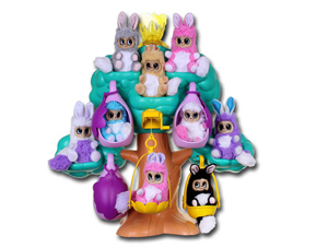 Bush Baby World dream tree, bush baby popjes, meisjesspeelgoed