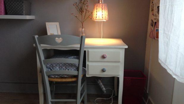 Vintage meisjeskamer, vintage slaapkamer, vintage kinderkamer, dyi meisjeskamer, dyi slaapkamer, meubels opknappen
