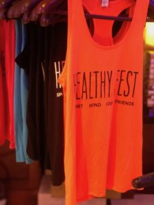 boxing workout, healthy fest 2018, healthy fest, hotel van oranje, kettlebell, bootcamp workout