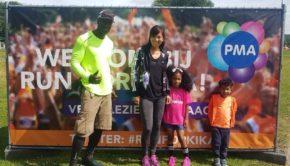 sportief gezin, hardlopen, kidsrun, kika run