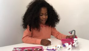 crayola washimals, crayola review, crayola knutselen, knutselspeelgoed meisjes