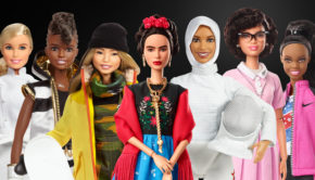 barbie_dream-gap_role-models, barbie, mattel barbie, the dream gap