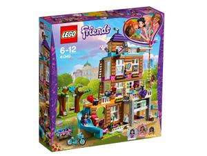 lego friends, meisjesspeelgoed, lego vriendschapshuis, meisjes lego