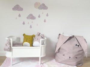 opbergtas, opbergen meisjeskamer, speelgoed opbergen, de gele flamingo, de gele flamingo meisjeskamer, storagebag-bunny_3_1024x1024