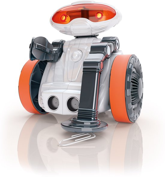 clementoni, cadeau meisje 10 jaar, technisch speelgoed, electro speelgoed, maak je robot